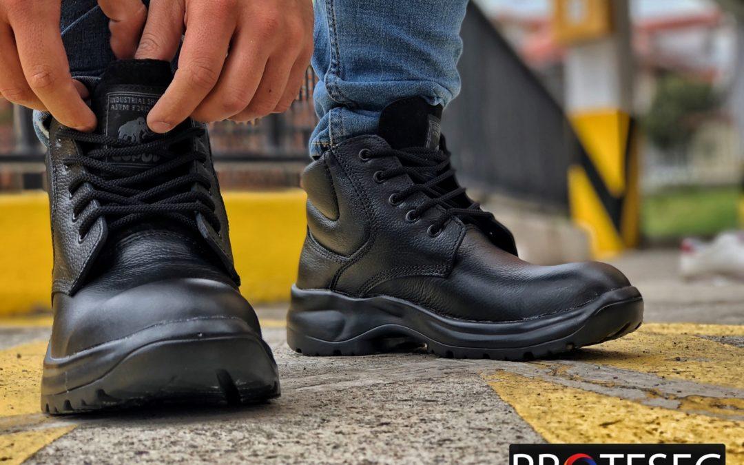 Porque es importante invertir en calzado de seguridad.